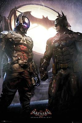Batman Arkham Knight : Knight & Batman - Maxi Poster 61cm x 91.5cm new sealed