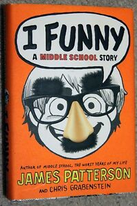 James Patterson-I Funny & I Even Funnier (A middle school story)