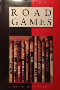 Road Games , the 92/93 NHL season one of the most turbulent