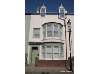 Available Immediately, Second Floor Furnished 1 Bed Flat, Hartlepool Headland, No Deposit