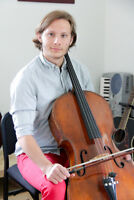Cello and Guitar Lessons - close to UofA