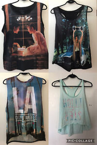 TANKS AND CAMIS - $2, $5, $10