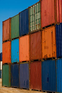 Used 40ft shipping containers Kingston Kingston Area image 3