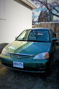 2003 Honda Civic Sedan