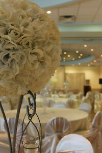 EVENT AND WEDDING DECOR FULL INVENTORY FOR SALE