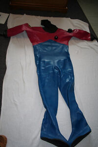 Viking Drysuit for Scuba Diving - New condition 30% of new price