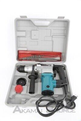 1 Rotary Hammer Set Sds 3 Function Drill Hammer Chisel Light Construction Tools