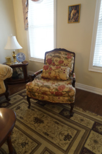 Living Room Side Chairs (2) - MADE IN THE US