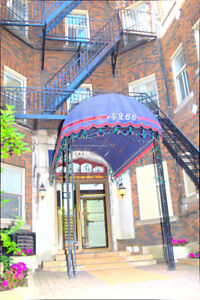 Appartement 4 1/2 in the heart of the Monkland village (NDG)