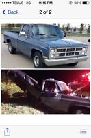 Parting out 1981 gmc