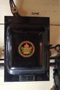 Vintage Electrical Safety Switch - Various Models