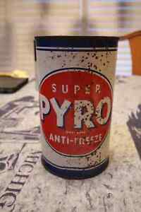 SUPER PYRO ANTI-FREEZE TIN CAN