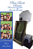 Touch Mirror Photobooth