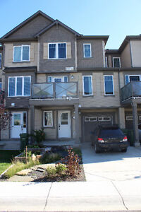 Two Bedroom Airdrie Townhouse with Garage