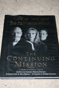 Star Trek The Continuing Mission Book