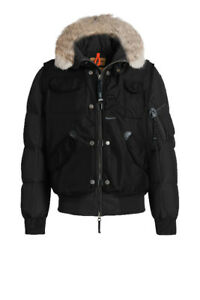 HIGH FILL POWER CARRIER BLACK Parajumpers CARRIER BLACK, BOMBER