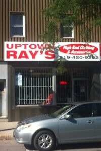 Uptown rays clothing