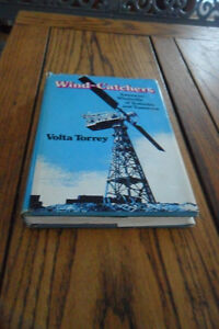 Vintage windmills book and article