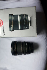 Selling Canon 10-22 EFS