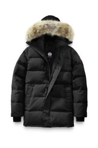 CANADA GOOSE CARSON PARKA BLACK LABLE - L size, new with tag