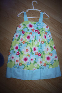 robe ete 4-5 ans party dress