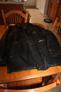 Men's XL Leather Jacket -  Mac Mor Collection