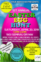 True North K9 Easter Extravaganza Egg Hunt