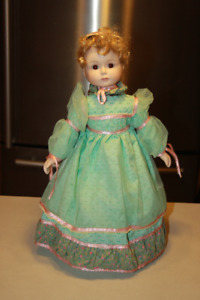 Rapunzel Doll With A Built-In Music Box