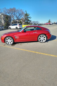 2004 Chrysler Crossfire Limited Coupe Coupe (2 door)