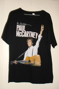 Chandail Paul McCartney NEUF