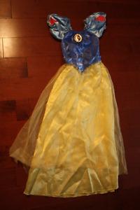 Belle and Snow White Girl's Disney Princess Dresses