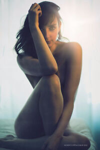 Boudoir photo shoot - stylized, artistic, beautiful St. John's Newfoundland image 1