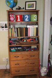 IKEA changing table/dresser