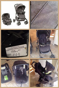 Lux Safety 1st Travel System