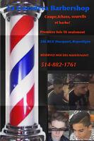 Salon de coiffure pour homme- La gozadera 5$ seulement