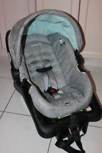SAFETY 1ST INFANT CAR SEAT 4-22 LBS ** LIKE NEW **
