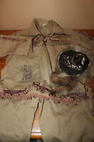 Vintage 1950's Davey Crockett Outfit - Western Outfit