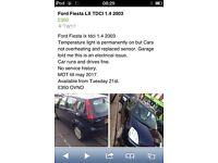 Ford fiesta lx tdci