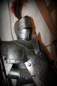 Magnifique chevalier en armure