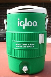 Igloo water juice cooler dispenser Belleville Belleville Area image 1
