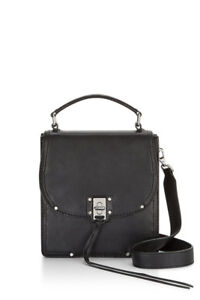 Rebecca Minkoff- Fallen Top Handle Crossbody Messenger Bag