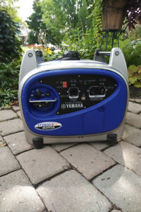 2017 Yamaha Inverter Series Generator: Model - EF2400ISHC