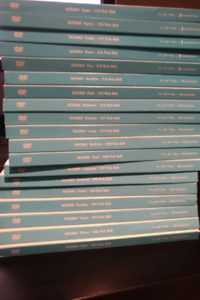 Rob Bell Nooma DVD Series Vol. 1-19