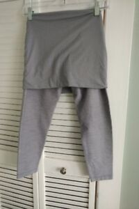 Lululemon tights with skirt size 4