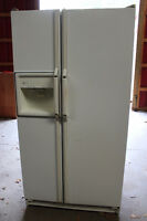 GE Profile Side-by-side Refrigerator/Freezer
