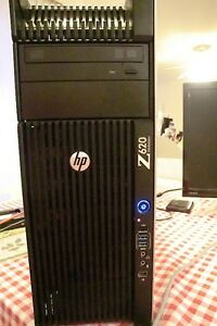 HP Z620 for Workstation/ Business / Office/ Gamer computer