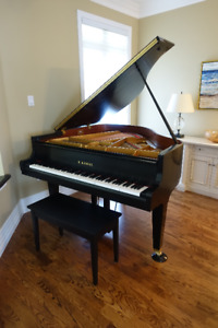 Kawai GM-10K Baby Grand Piano + Bench