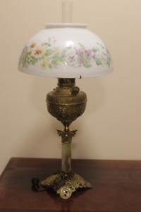 Antique lamps, make an offer