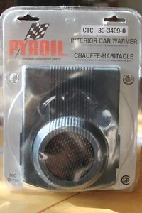 In-Car Heater for Winter Use