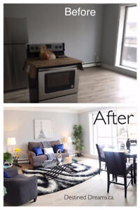 Hamilton's ONLY full service home staging firm